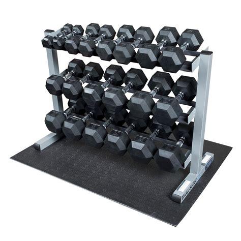 dumbbell rack set solid gdr363 rfws dumbbell rack with