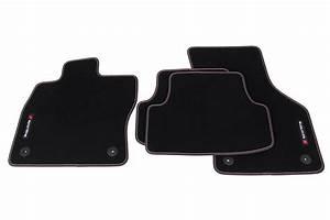 premium sportline tapis de sol adapte pour seat leon iii With tapis de sol seat leon