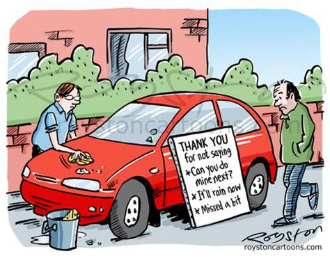 Car Crash: Funny Car Crash Cartoons