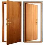 Door Open Doors Wood Clipart Background Closed