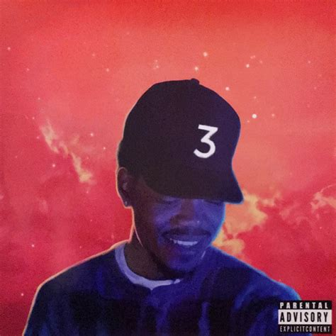chance the rapper coloring book vinyl lp album