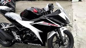 Penampakan Real New Cbr 150 R Black White