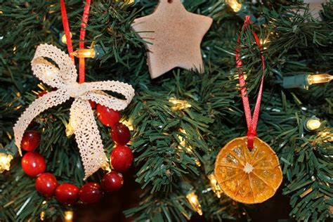 christmas trees that smell like orange trim a and fragrant tree with these easy diy ornaments