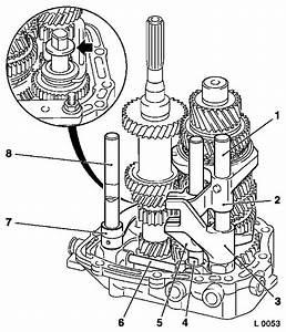 Vauxhall Workshop Manuals  U0026gt  Corsa B  U0026gt  K Clutch And