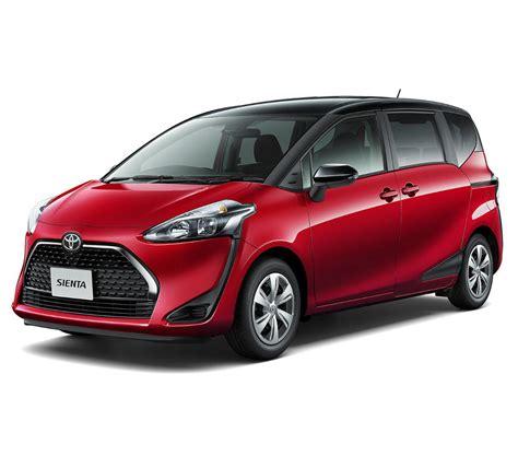 Toyota Sienta 2019 новая toyota sienta 2019 года фото цена характеристики