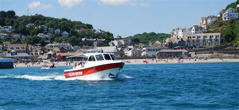Boat Trip Cornwall by Boat Trips Out Of Looe Liskeard Visit