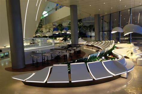 New Heydar Aliyev Centre In Baku Designed By Zaha Hadid