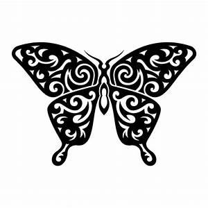 TATTOOS: Butterfly Tattoo Stencils