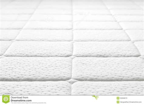 close   white mattress texture stock image image