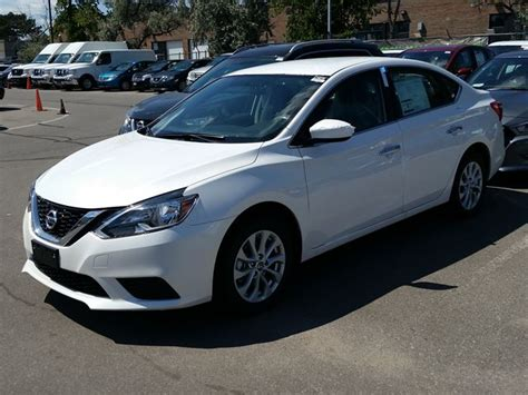 2016 Nissan Sentra by 2016 Nissan Sentra Sv White Woodchester Nissan And