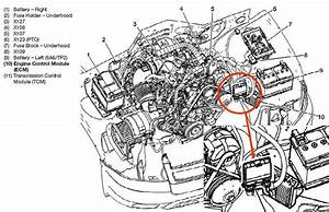 Service Manual  How To Replace Ecm For A 2004 Chevrolet Tahoe