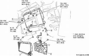 31 2006 Mazda 6 Cooling System Diagram