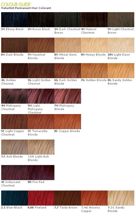 images  naturtint healthy hair dye