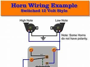 30 Inspirational Air Horn Relay Wiring Diagram