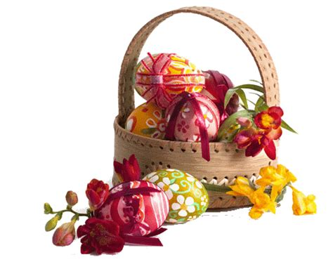 pretty easter eggs  basket pictures   images