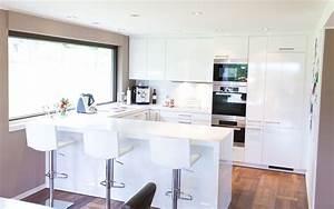 Küchen Modern Günstig : k chenzeile modern hochglanz ~ Sanjose-hotels-ca.com Haus und Dekorationen