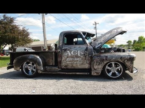 cool ls for sale mike rutherford 39 s cool 39 51 chevy 3100 rod rat rod