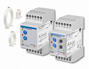 Earth Leakage Monitoring Relays