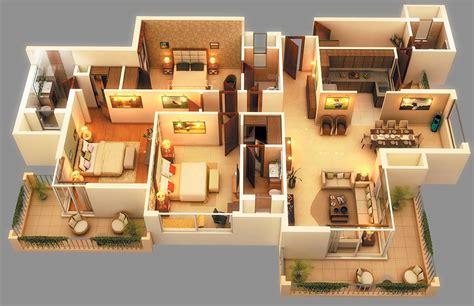 beautiful apartment house plans
