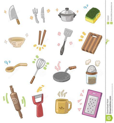 ustensile de cuisine pour enfants ustensiles de cuisine dessin