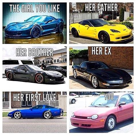 Corvette Memes - corvette meme corvette memes pinterest corvettes cas and laughing