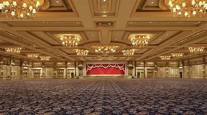 Ballroom Bellagio Casino Vegas Grand Ballrooms Seating