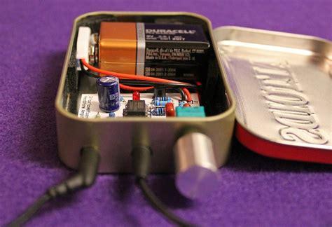 Cmoy Headphone Amplifier Review The Gadgeteer