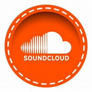 Soundcloud Icon | Stitched Social Media Iconset | uiconstock
