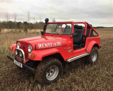Jeep Kit Cars by Jeep 2 8 Crd Auto Limited Car For Sale