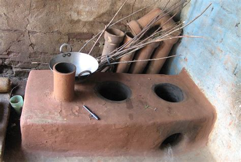 cooking stoves indoor air pollution  respiratory