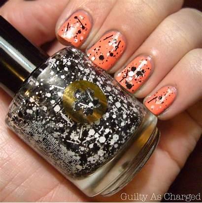 Samurai Princess Absolutely Polish Glitter Formula Fish