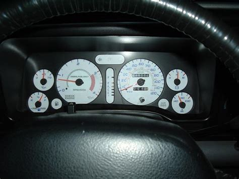 white dash gauges dodge diesel diesel truck resource