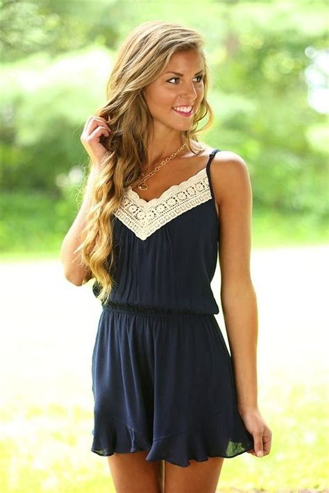 Love This Romper Kleding Outfits En Outfit Zomer
