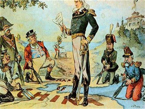 Alice's Imperialism Political Cartoons