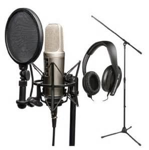 Recording Studio Microphone Stand