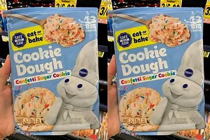 Pillsbury Cookie Dough Sugar Confetti Eat Safe