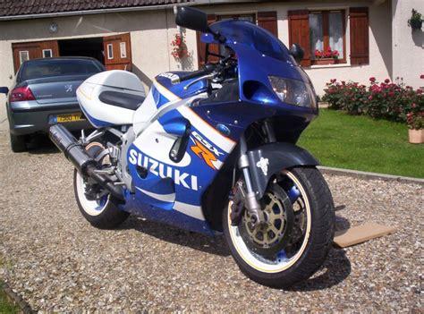 [moto] Suzuki 750 Gsxr Srad De 2000