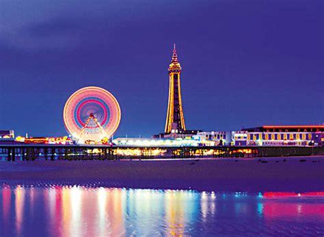 Blackpool Illuminations – Pride of the North! – UK Railtours