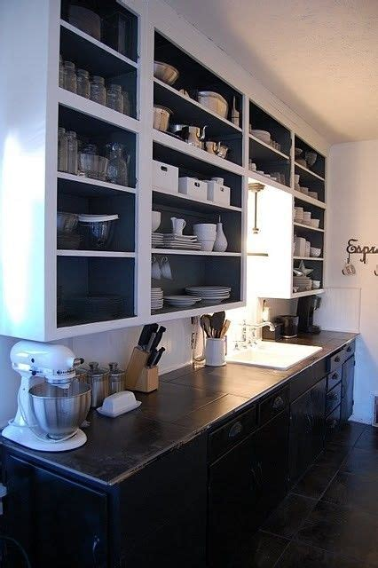 open kitchen cabinets diy open faced cabinets kickin kitchen in 2019 open