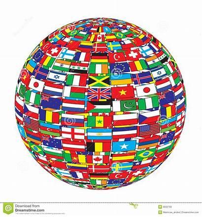Flags Country Ball Bal Land Vlaggen Kugel