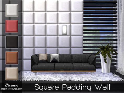 riranns square padding wall