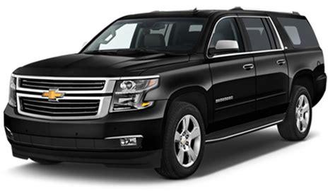 Black Chevrolet Suburban  New York Finest Luxury Car Service