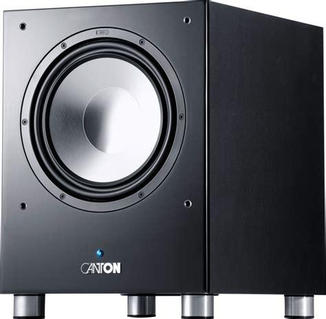 canton sub 300 canton sub 10 2 10 quot 300 watt powered subwoofer black accessories4less