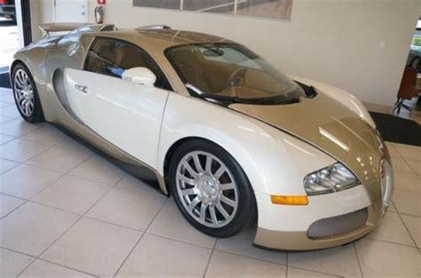 Find Used 2008 Bugatti Veyron In Los Gatos, California