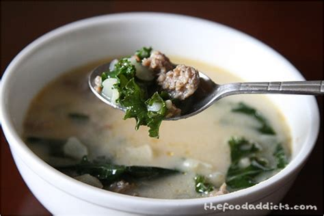 olive garden kale soup 20 ways to prepare an olive garden soup at home ritely