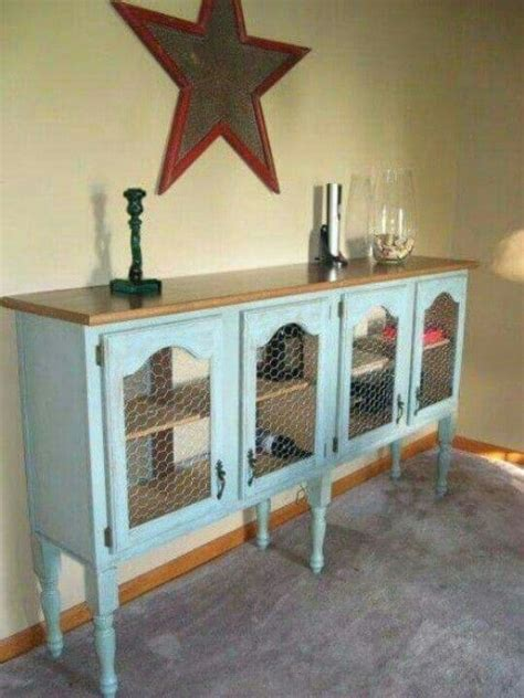 10 Fabulous Repurposing Ideas For Old Kitchen Cabinets