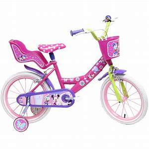 Fahrradständer 16 Zoll : 16 zoll disney minnie mouse kinderfahrrad daisy duck ~ Jslefanu.com Haus und Dekorationen