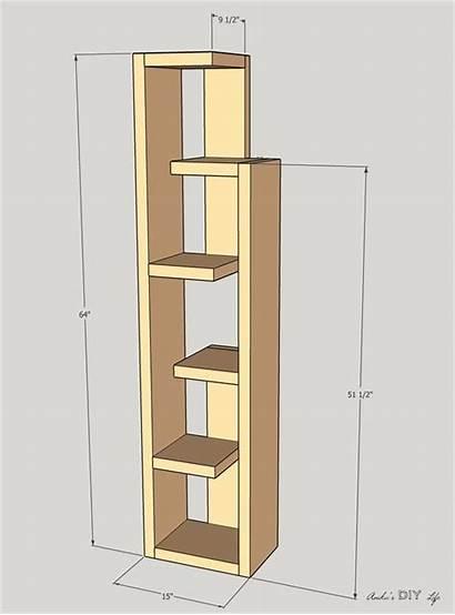 Bookshelf Own Build Bookcase Buildsomething Bookshelves Built