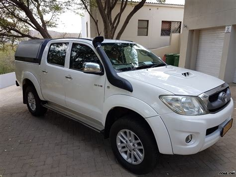toyota hilux 3 0 d4d cab 4x4 my namibia