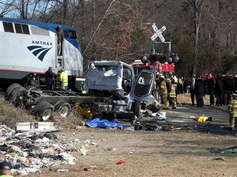 Witnesses Report 'issues' At Crossing In Amtrak Accident